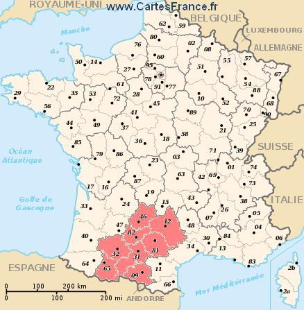 carte-region-Midi-Pyrenees