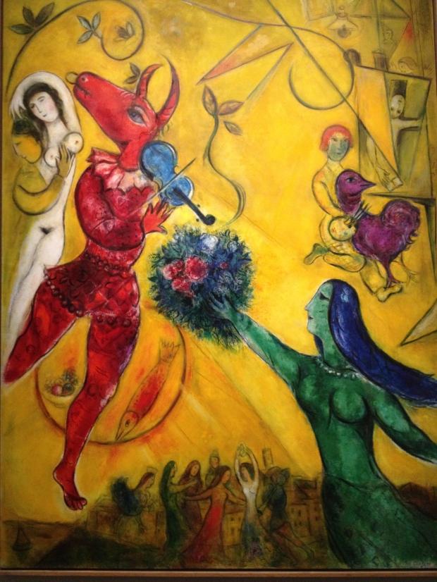 La Danse 1950-1952
