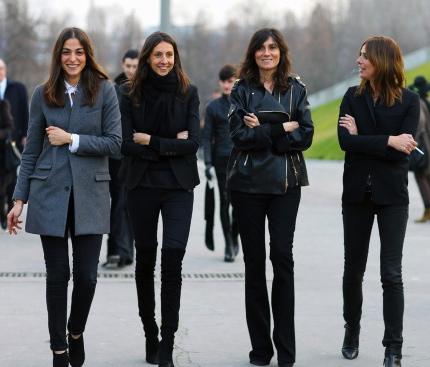 Paris street style by Vogue