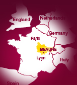 carte-france-beaune