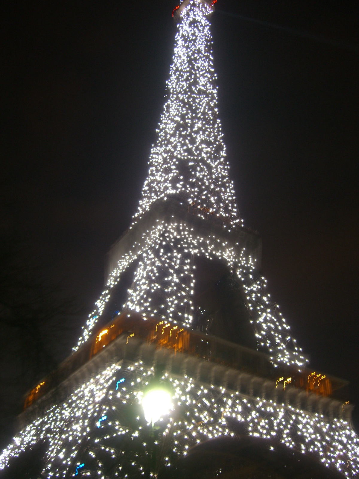 Eiffel Tower at Night | 365+ Things I Love About France
