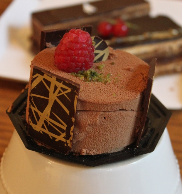 …if you are going to have l'Opéra, you've also got to have la symphonie…my latest yummy find...