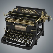 b continental Vintage typewriter type antique old retro ancient ribbon mechanical keyboard0001.jpgaded2e61-db0d-4ffa-9c25-f216072c9b0aLarge