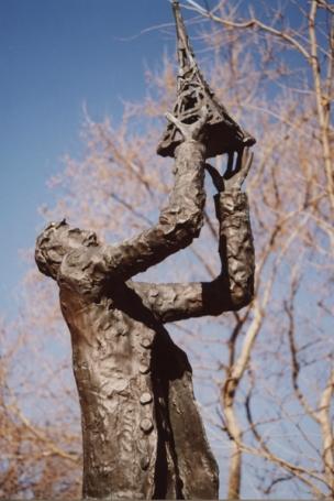 gustav eiffel, liberty park, NY (photo: Suzanne Murphy)