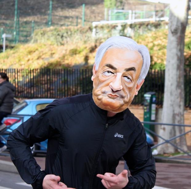 Dominique Strauss-Kahn??