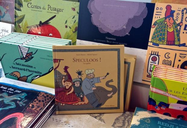 Spéculoos! La quête/Spéculoos! the Quest