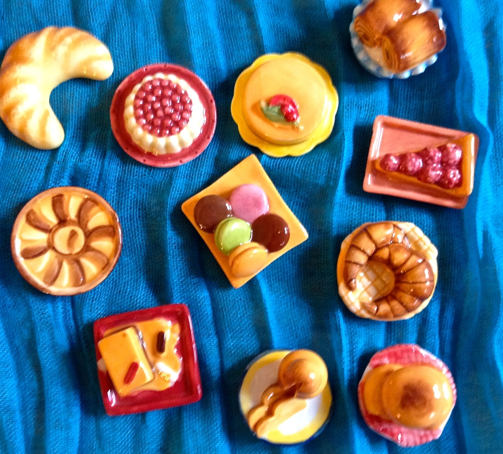 féves pastries