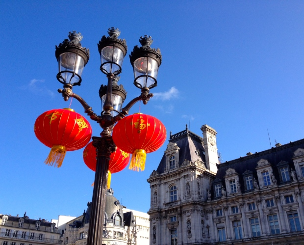 Chinese New Year Celebration, Hôtel de Ville, Paris 2014