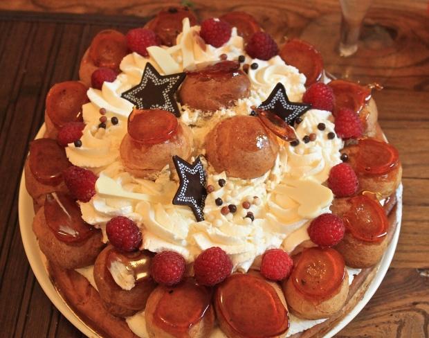 Gâteau Saint Honoré