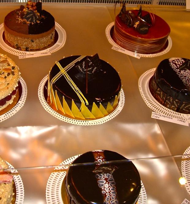 gâteau au chocolat Paris