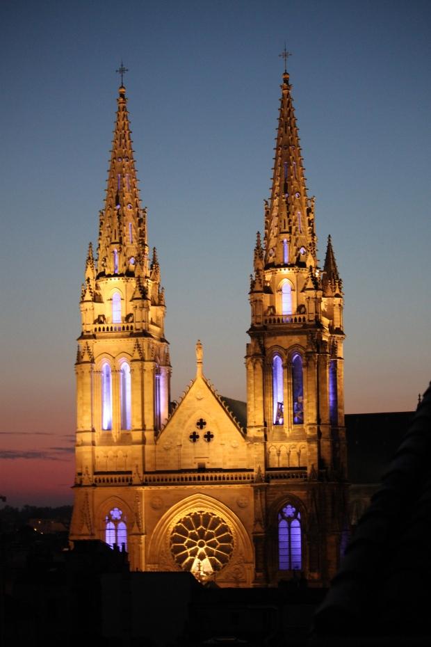 Notre Dame à Bordeaux