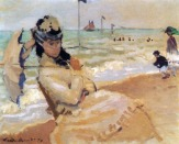monet-camille-on-the-beach-at-trouville