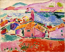 300px-Matisse_-_View_of_Collioure_(1905)