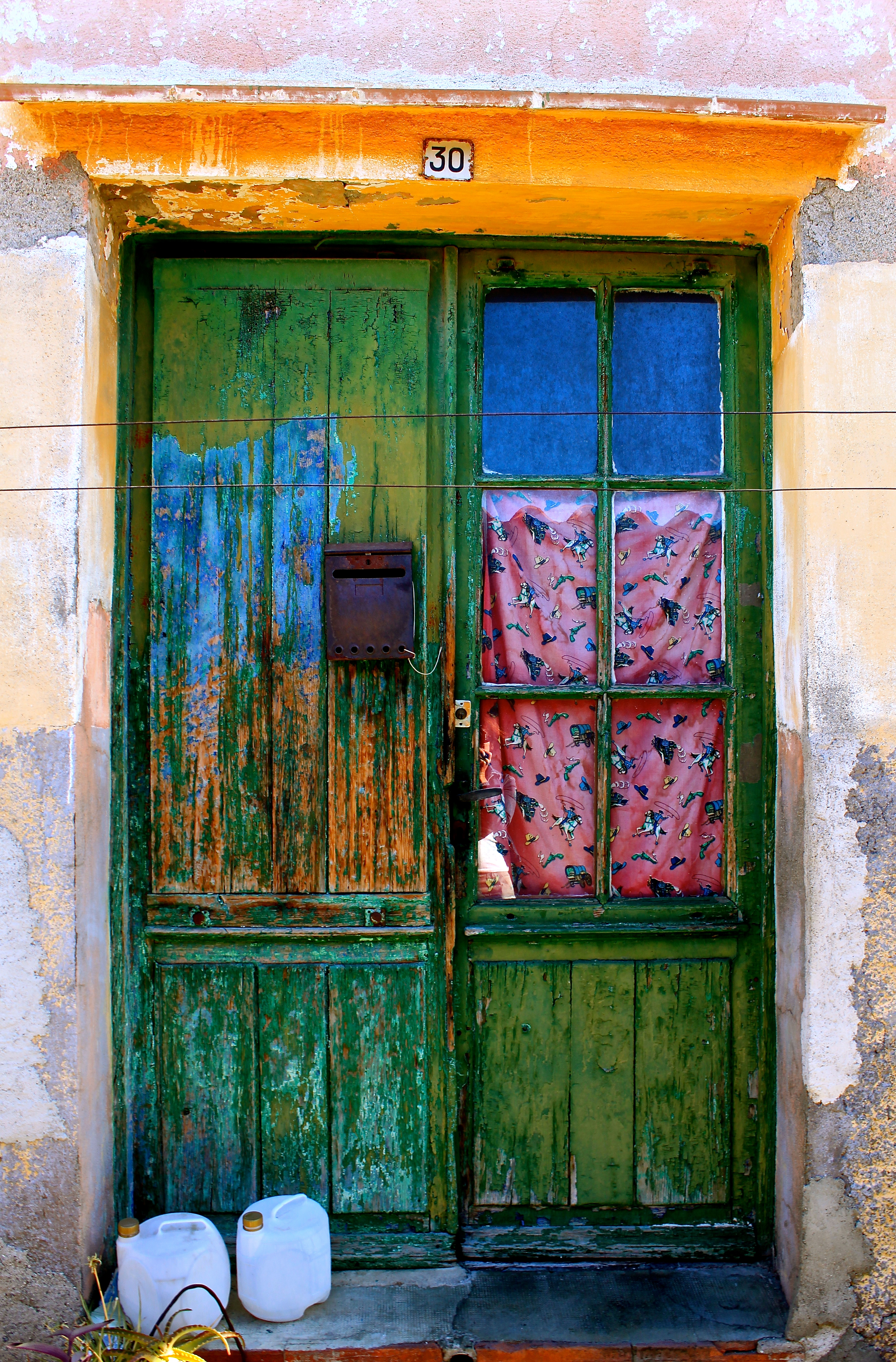 provence_door4.jpg & No. 326: French Doors | 365+ Things I Love About France