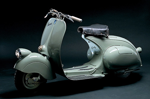 original 1946 Vespa…source: www.businessweek.com