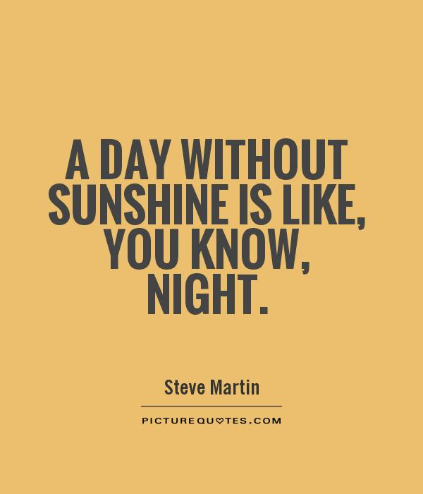 a-day-without-sunshine-is-like-you-know-night-quote-1